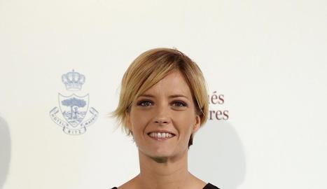 María Casado, 'cap' de la TV