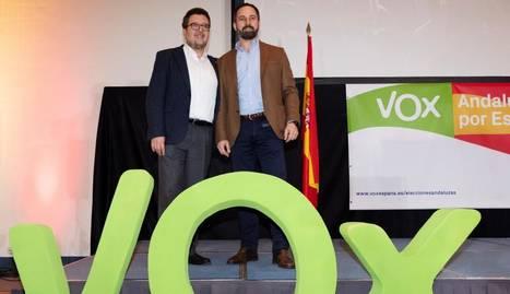 Vox confirma que presentarà candidatura a les municipals de Lleida