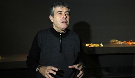 Josep Giralt, director del museu.