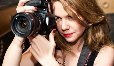 erika lust. La directora sueca, que viu a Barcelona, és un referent del porno feminista.