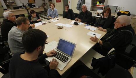 Taula de debat per aportar idees al Pla Estratègic de la Cultura de Lleida.