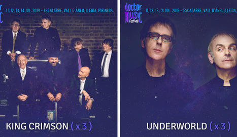 King Crimson i Underworld