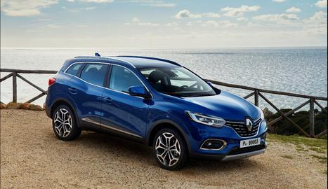 El disseny exterior harmonitza amb el dels altres SUV de Renault gràcies a un frontal més ample així com tres colors inèdits.