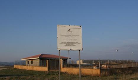 La gossera es troba a la zona del Pla del Casat.