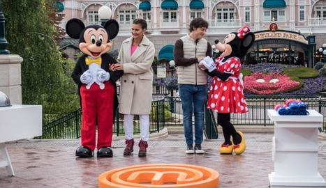 'MasterChef Junior', a Eurodisney