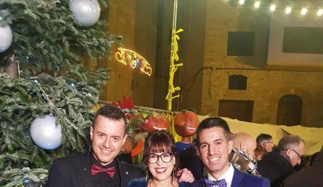 Lleida TV felicitarà l'any als espectadors des d'Aitona.