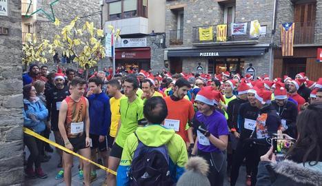 La Sant Silvestre de Lleida va complir l'edició número 25 i va ser una gran festa de l'atletisme.