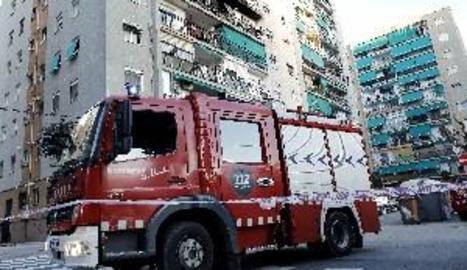 Una persona mor en l'incendi d'un habitatge a La Llagosta (Barcelona)