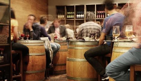 Molts bars i restaurants estan capitanejats per treballadors autònoms.