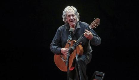 Paco Ibáñez protagonitzarà un dels concerts del 25 aniversari de l'Slàvia de les Borges.