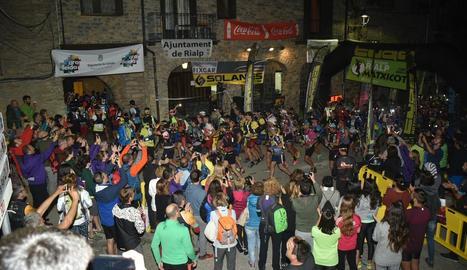 La prova pallaresa va reunir l'any passat més de 800 participants durant els dos dies.