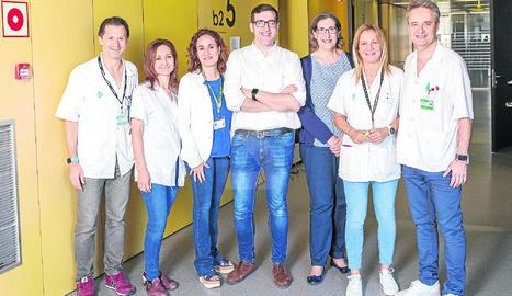 El Grup d'Investigació Transversal de l'Emergència, que estudia l'ús d'alcohol i drogues