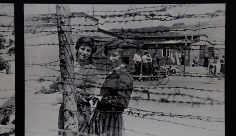 Exposición 'Imatges i memòria de Mauthausen' en Lleida