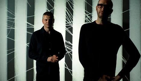 Ed Simons i Tom Rowlands, The Chemical Brothers, estrelles 'electròniques' per al Doctor Music Festival.