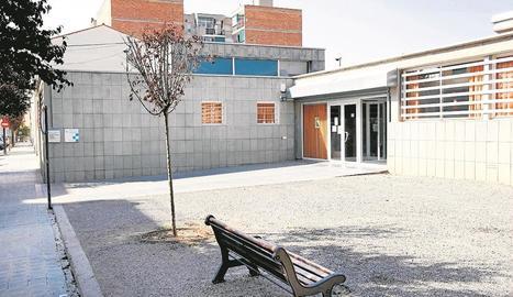 Imatge d'arxiu de l'exterior del CAP de la Bordeta-Magraners, inaugurat fa dos dècades.
