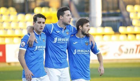 El Lleida perd en el camp del líder