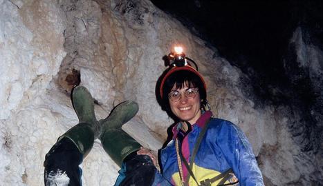excursions subterrànies pel pirineu i les terres de Llleida