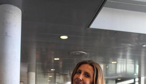 """Andrea Vilallonga: """"La fotogènia no existeix. Cal conèixer-se i saber treure's partit"""""""
