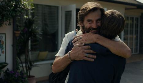 L'actor Santi Millán, en una escena de la sèrie 'Benvinguts a la família'.