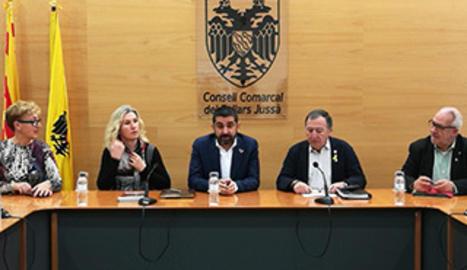La Generalitat destina 1,6 milions a polítiques d'ocupació al Pallars Jussà