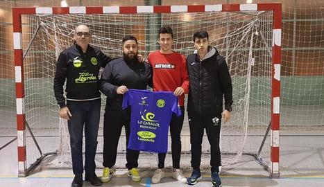 Iñaki Muñoz 'Musa' reforça Lo Caragol