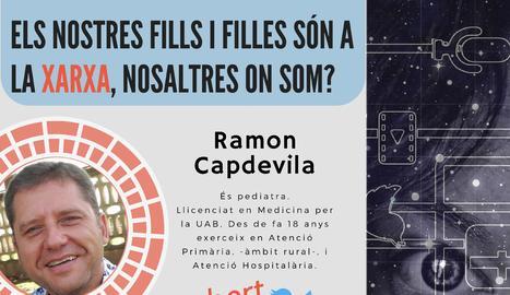 Xerrada sobre adolescents i xarxes socials a Lleida