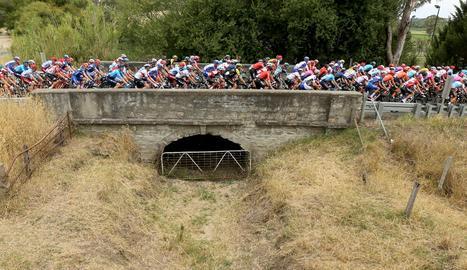 El ciclisme apareix en el número 13 de la llista