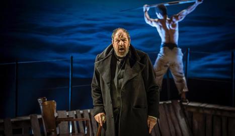 Josep Maria Pou interpreta el capità Ahab.