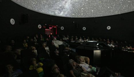 Imatge d'arxiu del Centre d'Observació de l'Univers d'Àger.