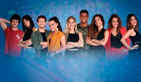 Fotografia promocional dels cantants amb més possibilitats d'assistir al festival d'Eurovisió.