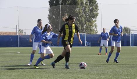 L'AEM i el Pardinyes, al partit de la primera volta.