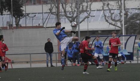 El Juvenil A del Lleida empata a casa amb el Penya Arrabal