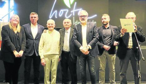 Premis al compromís i la innovació a l'Horta