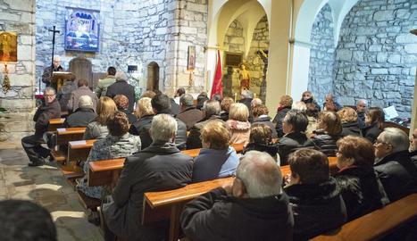 Guimerà celebra la festa patronal de Sant Sebastià