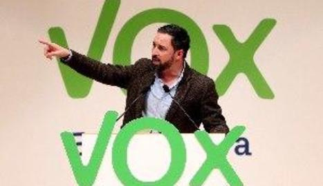 Vox es va fundar amb un milió d'euros donat per l'exili iranià, segons 'El País'