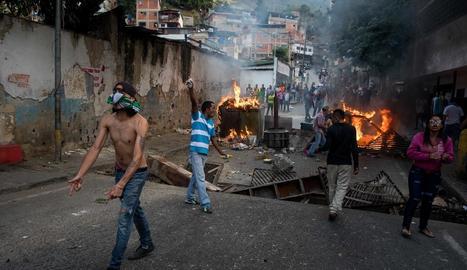 Sublevació fallida a Veneçuela encapçalada per un grup de militars
