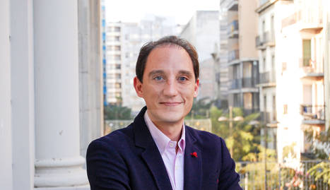 José Crespín, en una foto d'arxiu