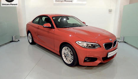 BMW Seroe 2 218d Coupe