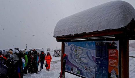 Espot i Port Ainé obren tot el seu domini esquiable aquest cap de setmana