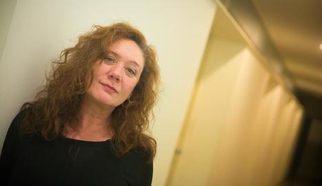"""Cristina Fallarás: """"Després del desnonament vaig perdre la por perquè ja no tenia res a perdre"""""""