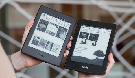 Tauletes i 'ebooks' d'Amazon