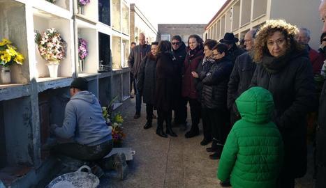 Identifiquen tres víctimes més de la guerra a la fossa comú d'El Soleràs