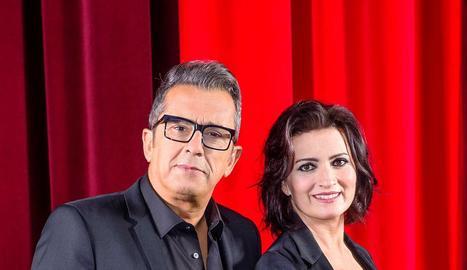 Andreu Buenafuente i Sílvia Abril presentaran la gala a Sevilla.