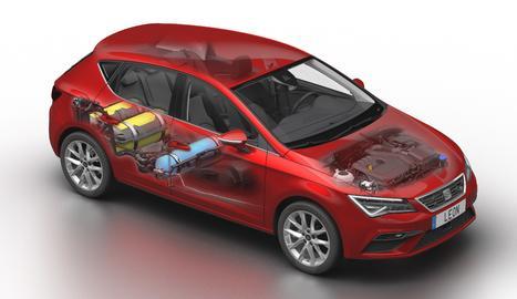 Ja es poden realitzar comandes del compacte Seat León 1.5 TGI EVO, dotat amb tecnologia híbrida de gas natural i gasolina, capaç de rendir 130 CV de potència.
