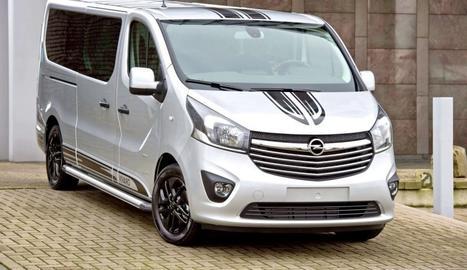Opel obrirà el termini de recepció de comandes de la tercera generació del Vivaro durant el primer trimestre d'aquest any.
