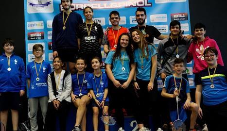 Cinquena jornada de la Lliga Borrell & Piñol