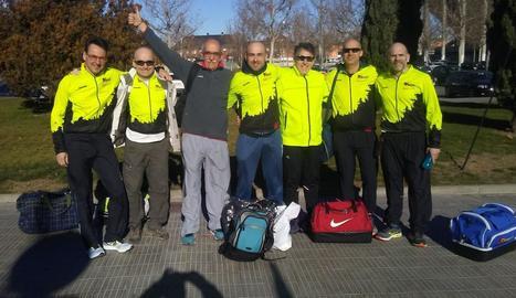 El Km0 Ponent va participar en la Marató de Tarragona