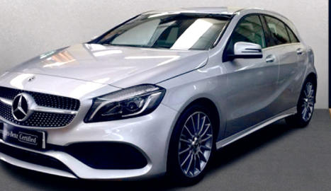 Mercedes A 200d