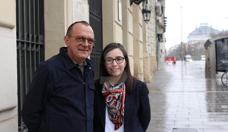 Pueyo confirma Jordina Freixenet a la seua llista