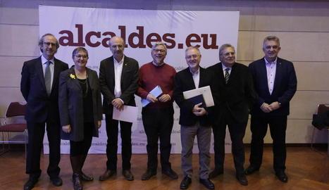 Debat a la UdL sobre el futur de Lleida